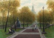 Москва.Яузский